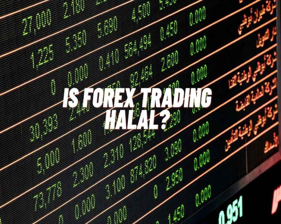 is forex trading halal?